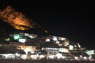 Berat by night