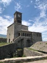 Berat Castle tower