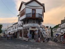 Gjirokaster street
