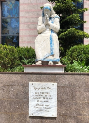 Tirana Mother Teresa