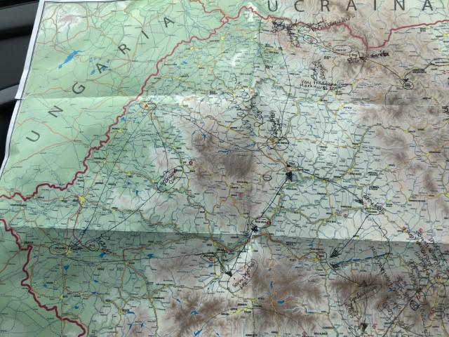 Transylvania trek